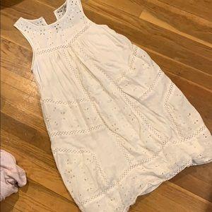 Lucky brand cotton dress size small